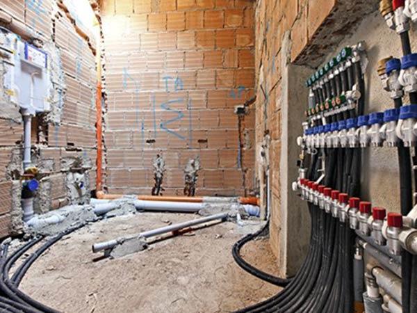 Impianto idraulico fidenza casalmaggiore rifacimento - Impianto idraulico casa ...
